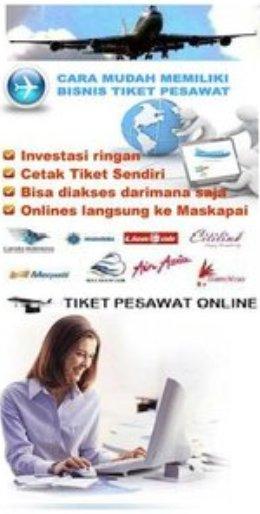 Bisnis Tour & Travel Online